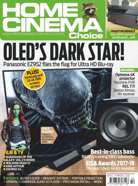 Download Home Cinema Choice — October 2017