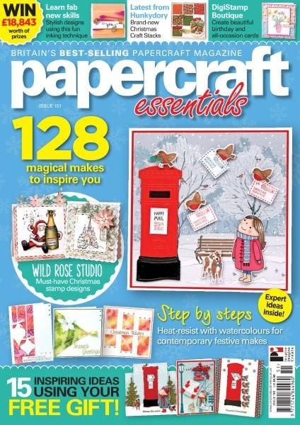 Download Papercraft Essentials — Issue 151 2017