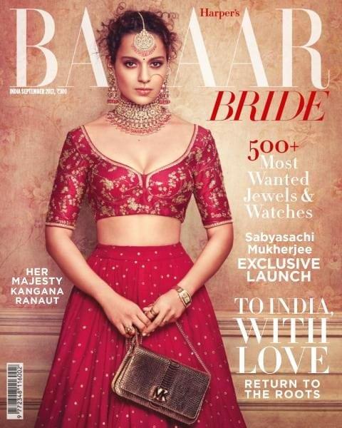 Download Harper's Bazaar Bride — September 2017