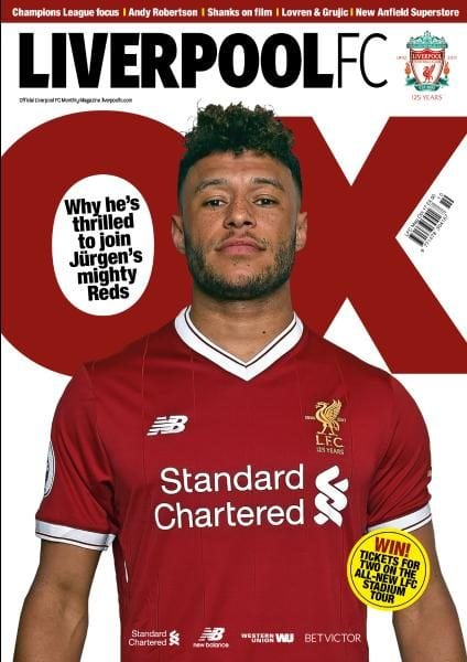 Download Liverpool FC Magazine — October 2017