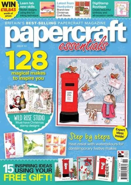 Download Papercraft Essentials — Issue 151 2017