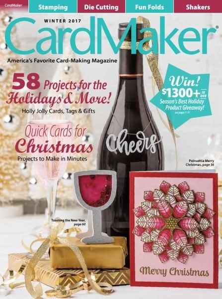 Download CardMaker — Winter 2017