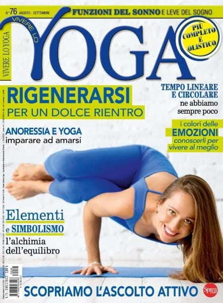 Download Viver lo Yoga — Agosto-Settembre 2017