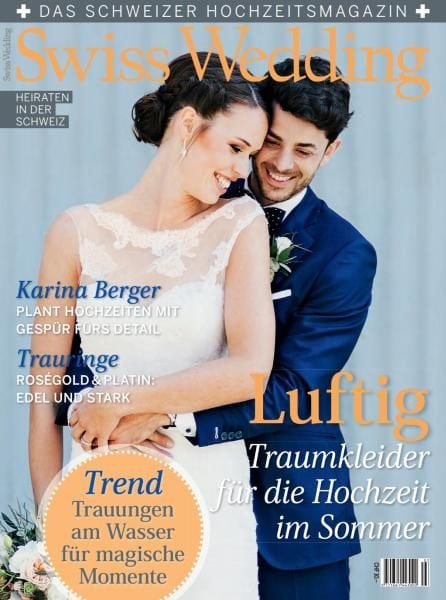 Download Swiss Wedding — Sommer 2017