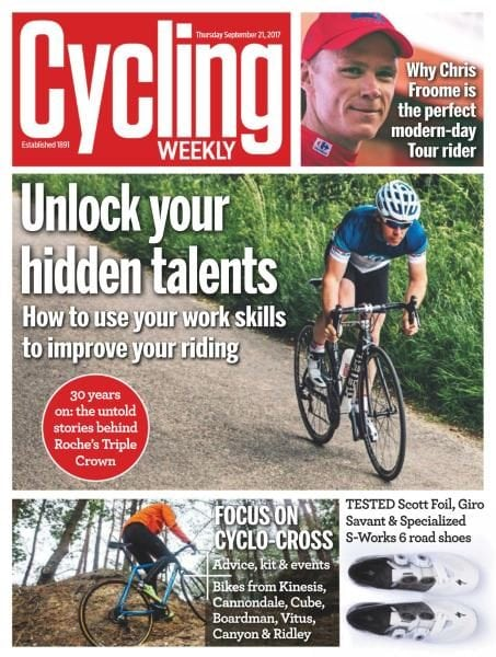 Download Cycling Weekly — September 21, 2017