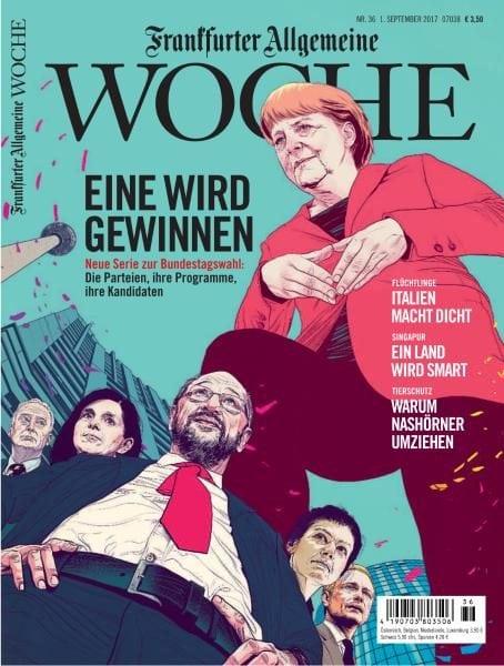 Download Frankfurter Allgemeine Woche — 1 September 2017