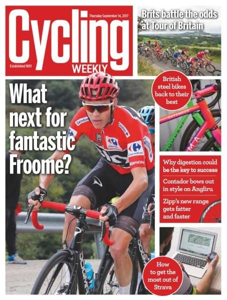 Download Cycling Weekly — September 14, 2017