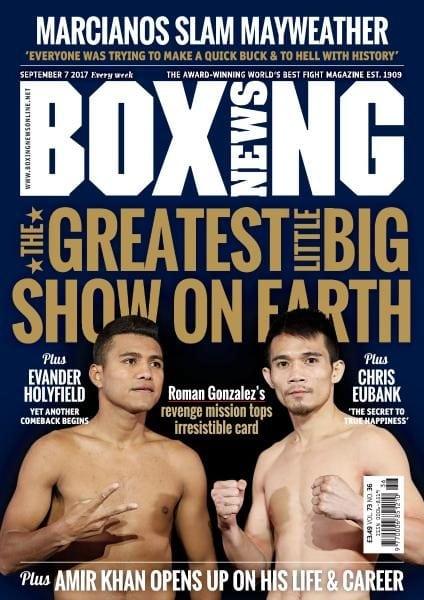 Download Boxing News — September 7, 2017