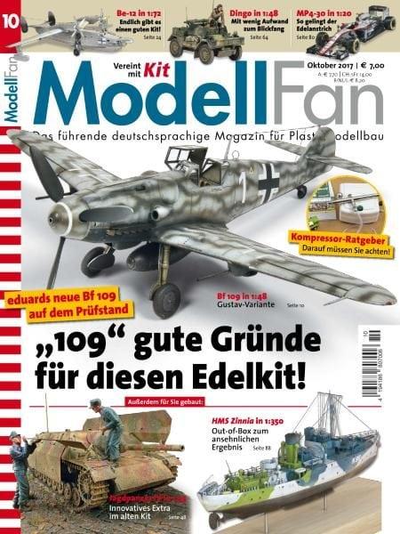 Modellfan Ausgabe 5//2017