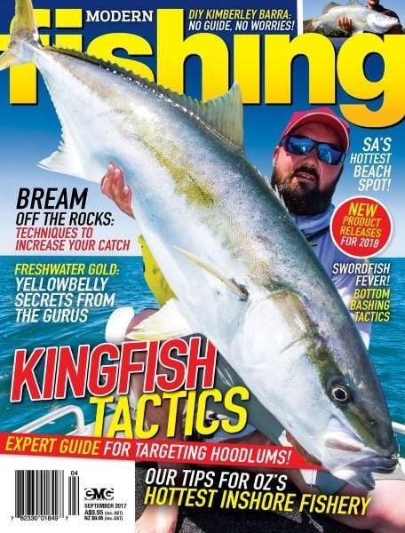 Modern fishing september 2017 pdf download free for Free fishing magazines