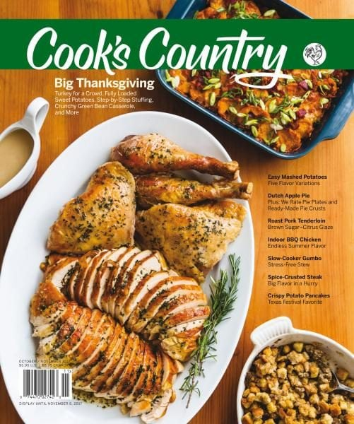 Cook's Country — October-November 2017