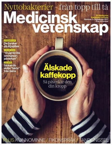Download Medicinsk Vetenskap — September 2017