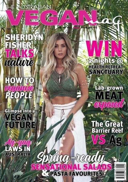 Download The Australian Vegan Magazine — September-October 2017