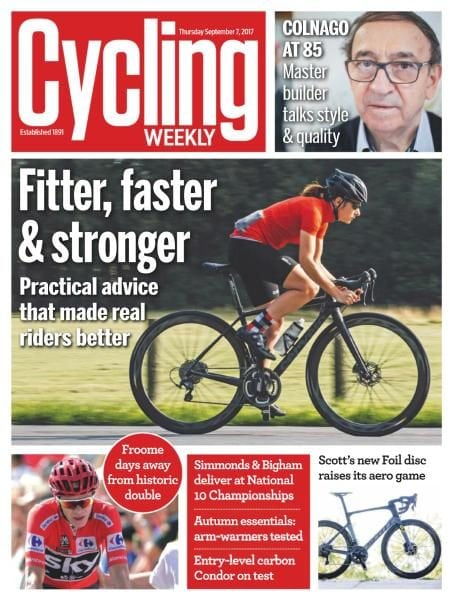 Download Cycling Weekly — September 7, 2017