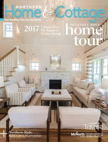 Northern home cottage october 2017 pdf download free for Home and cottage magazine