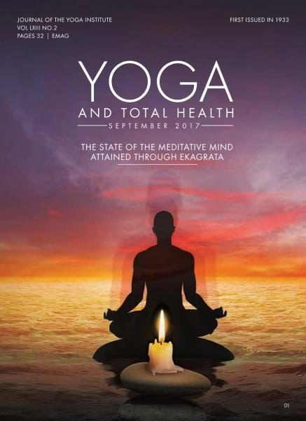 Download Yoga and Total Health — September 2017