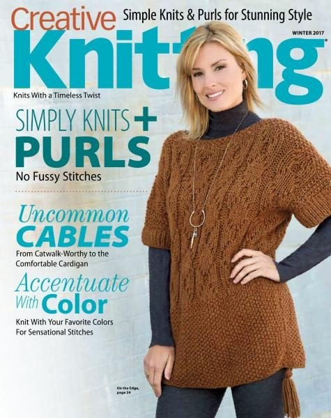 Download Creative Knitting — Winter 2017