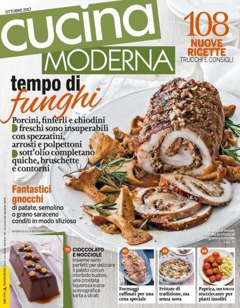 Cucina moderna ottobre 2017 pdf download free - Cucina moderna magazine ...