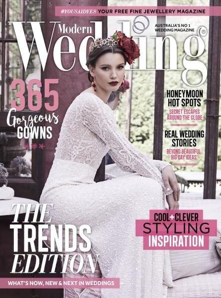 Download Modern Wedding — Issue 76 2017