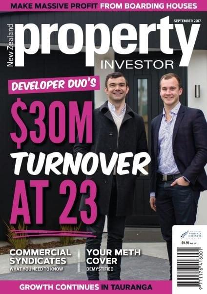 Download NZ Property Investor — Issue 166 — September 2017