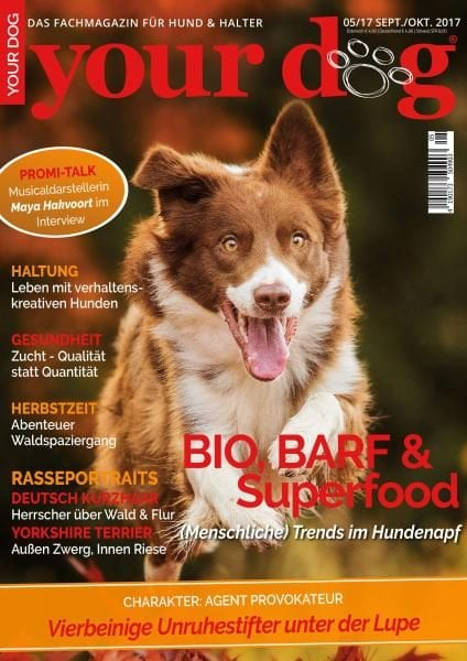 Download Your Dog Austria — September-Oktober 2017