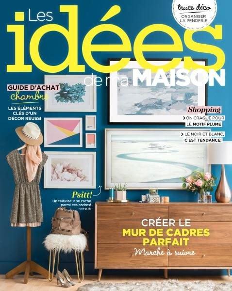 Les idees de ma maison octobre 2017 pdf download free for Idees de ma maison magazine