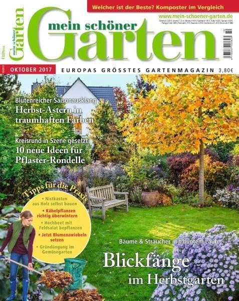 Mein Schöner Garten U2014 Oktober 2017