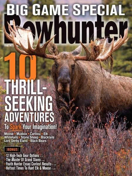 Download Bowhunter — August 2017