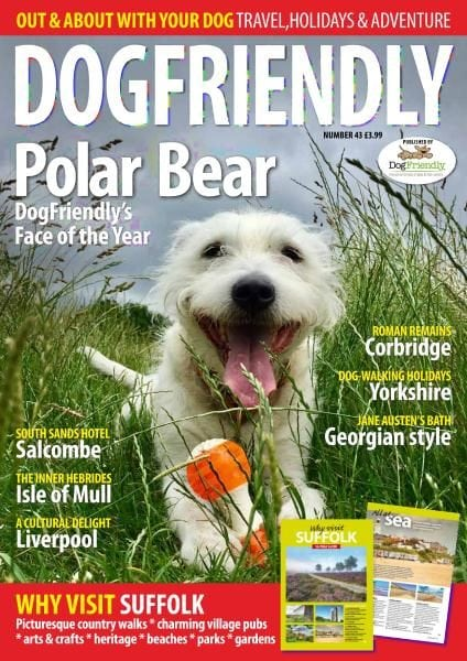 Download Dog Friendly — Issue 43 — July-August 2017