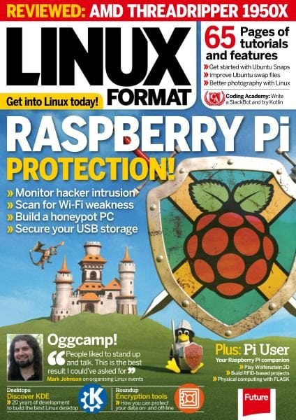 Download Linux Format UK — October 2017