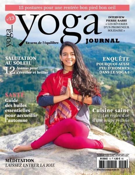 Download Yoga Journal France — Octobre-Décembre 2017