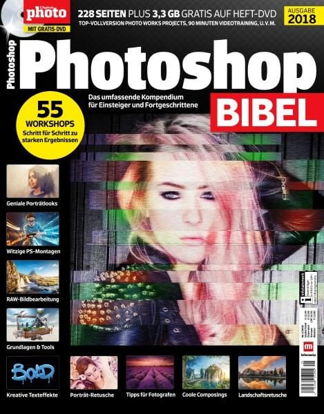 Download Digital Photo Sonderheft — Photoshop Bibel Nr.1 2018