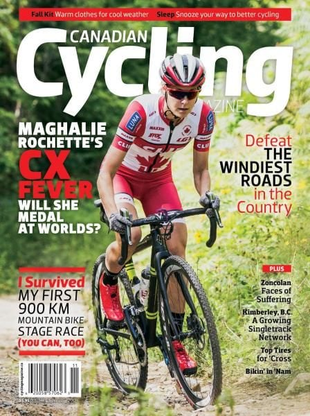 Download Canadian Cycling Magazine — October-November 2017