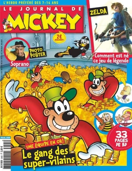 le journal de mickey 20 septembre 2017 pdf download free. Black Bedroom Furniture Sets. Home Design Ideas
