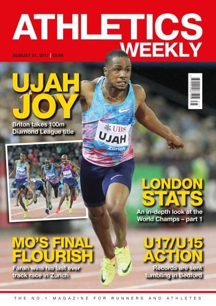 Download Athletics Weekly — August 31, 2017