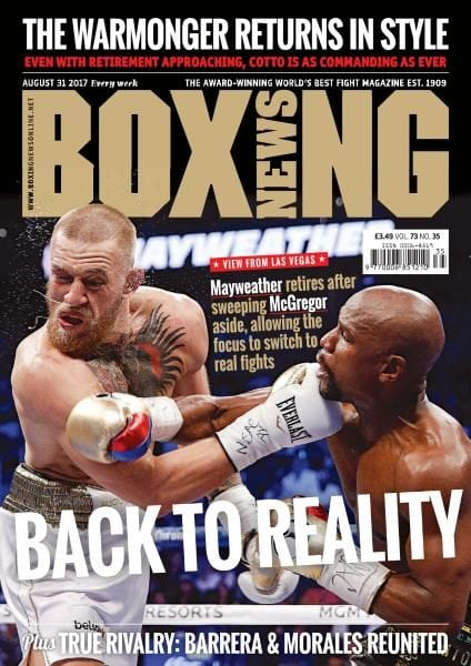 Download Boxing News — August 31, 2017