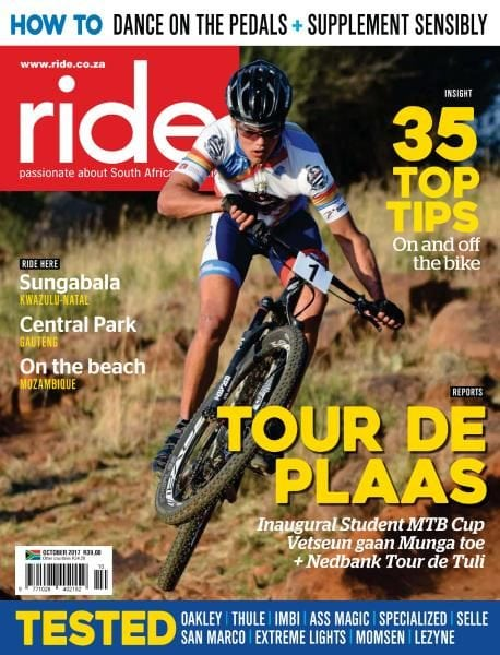 Download Ride South Africa — October 2017