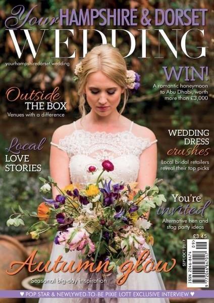 Download Your Hampshire & Dorset Wedding — September-October 2017