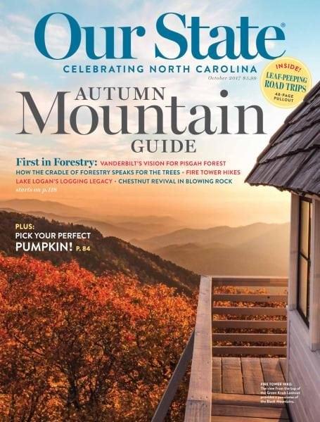 Download Our State Celebrating North Carolina — October 2017