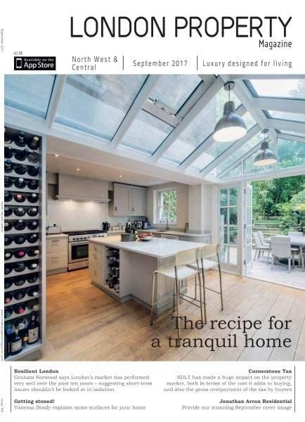 Download London Property Magazine Islington City & Docklands Edition – September 201