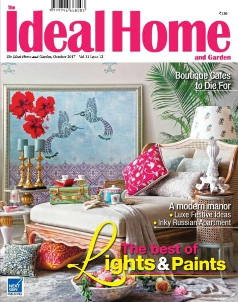 Download The Ideal Home and Garden India — October 2017