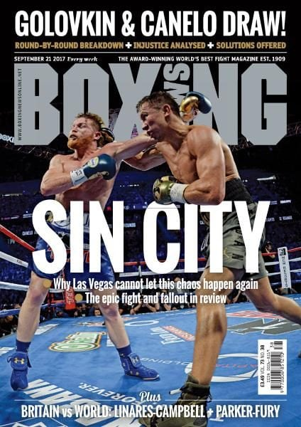 Download Boxing News — September 21, 2017