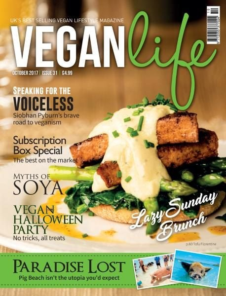 Download Vegan Life — October 2017