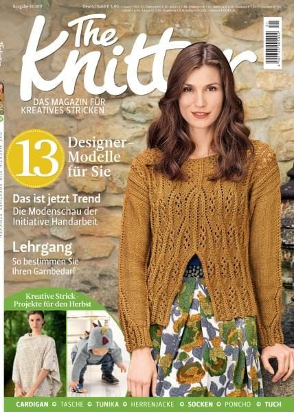 Download The Knitter Germany — Nr.31 2017