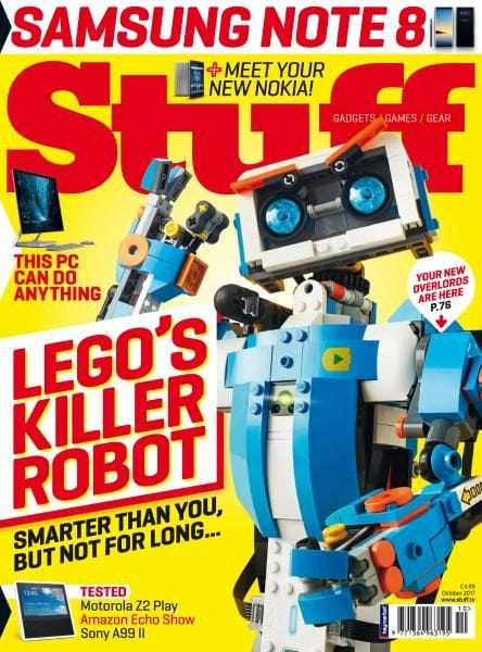 Stuff UK — October 2017