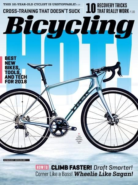 Bicycling USA — October 2017