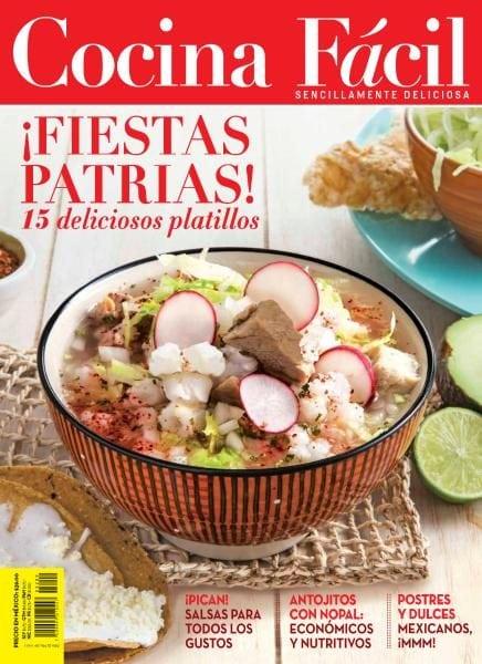 Cocina facil mexico octubre 2017 pdf download free for Cocina facil para invitados