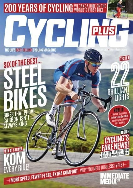Download Cycling Plus — October 2017