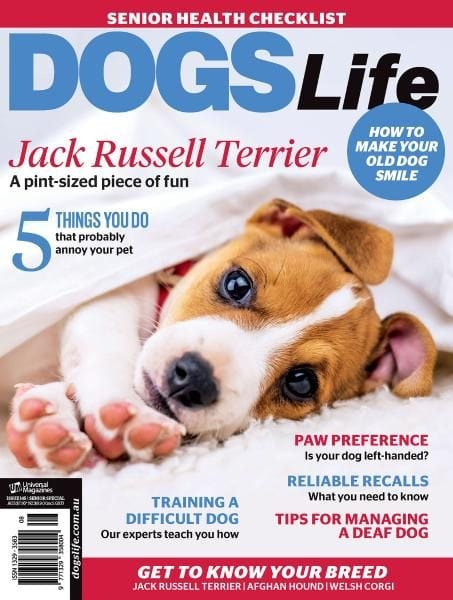 Download Dogs Life — August 2017