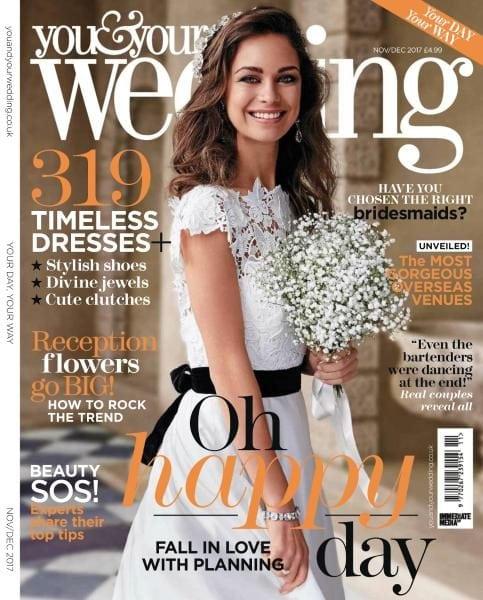 Download You & Your Wedding — November-December 2017